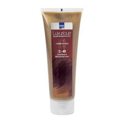 LUXURIOUS - AQUATIC BODY TREATMENT Body Wash & Moisturizing Cream Milk Chocolate - 250ml