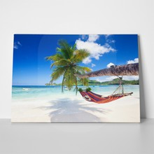 Paradise beach of seychelles 264696779 a