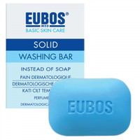 Eubos Solid Blue Washing Bar125gr
