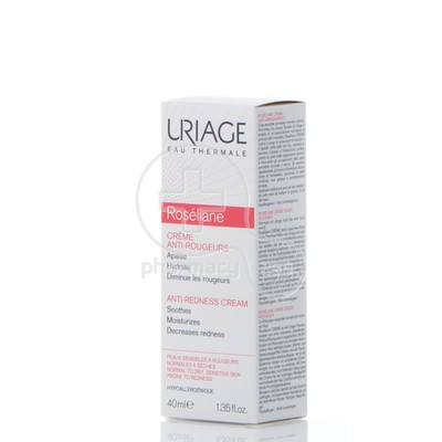 URIAGE - ROSELIANE Creme Anti Rougeurs - 40ml