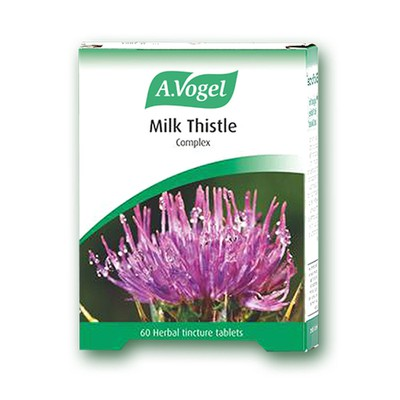 (STOP)A. Vogel - Milk Thistle - 60 tabs