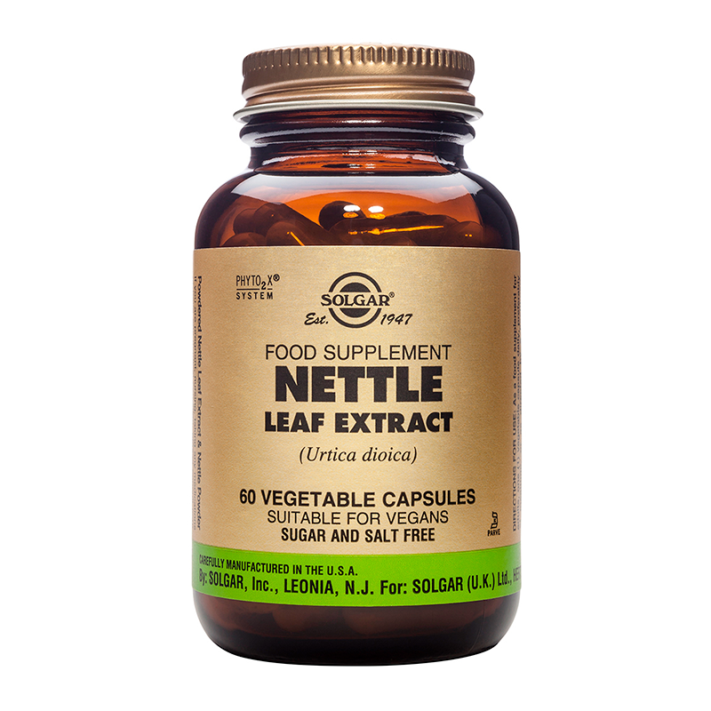 Nettle Leaf Extract veg.caps