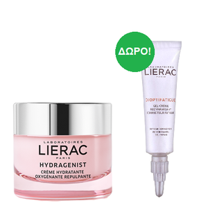 Lierac paris hydragenist moisturizing cream 50 ml