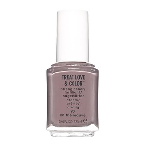 Essie treat love   color 90 on the mauve