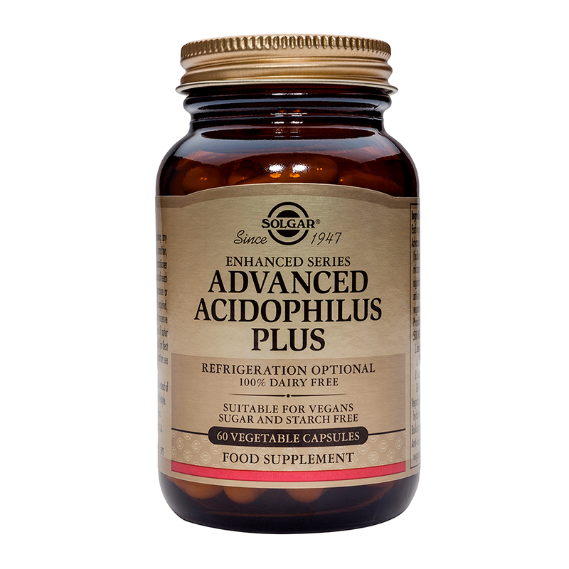 Advanced Acidophilus Plus veg.caps