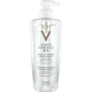 20160127105422 vichy vichy purete thermale 3 in 1 step lotion cleansing micellar solution pump 400ml