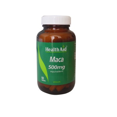 Health Aid - Maca 500mg - 60tabs