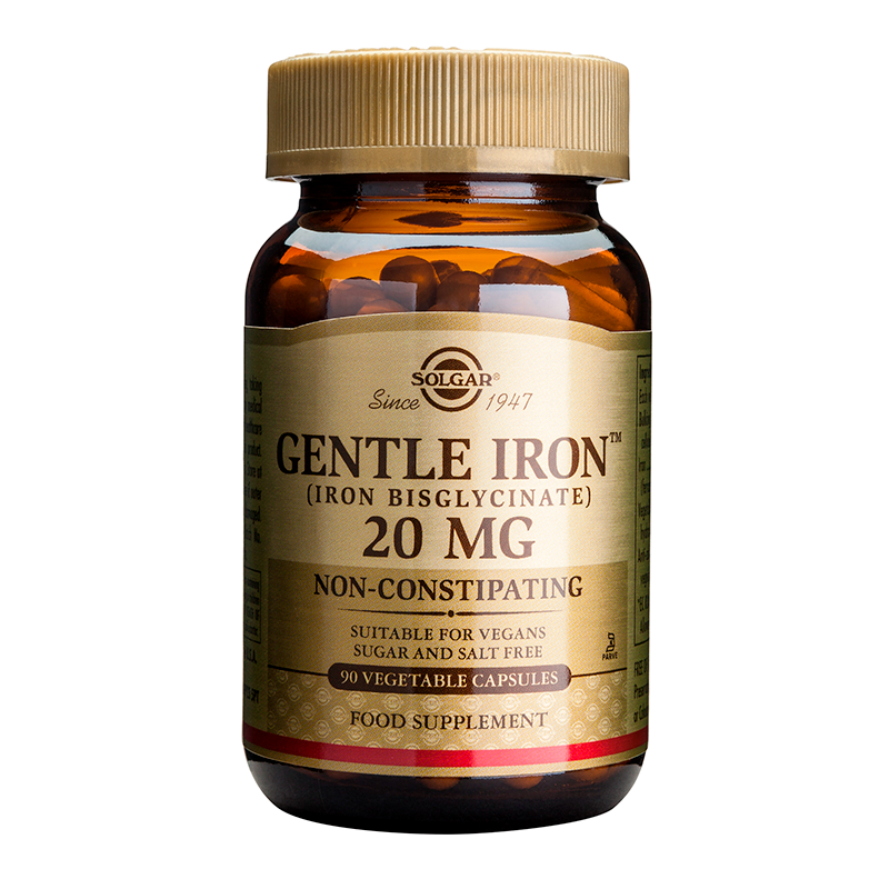 Gentle Iron™ 20mg veg. caps