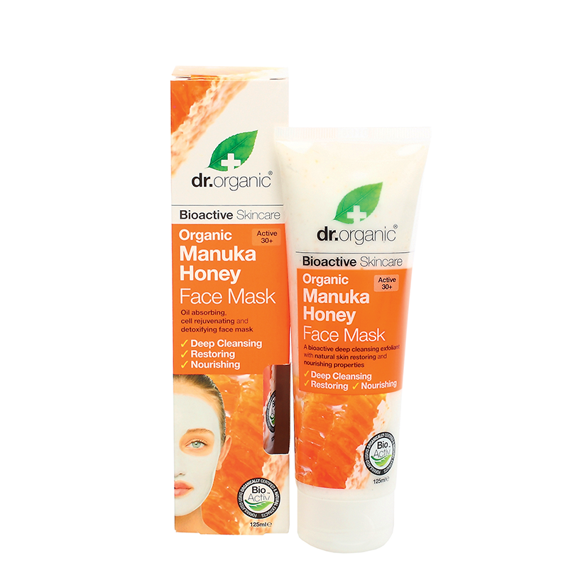 Organic Manuka Honey Face Mask