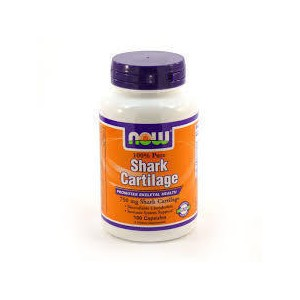 Now foods shark cartilage 750 mg