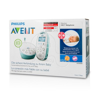 AVENT - Βρεφικό μόνιτορ DECT SCD560/00