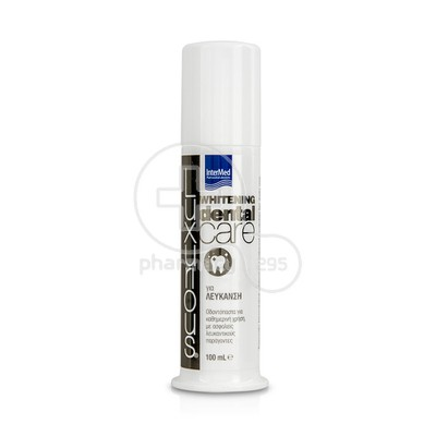 INTERMED - LUXURIOUS DENTAL CARE Whitening Οδοντόκρεμα - 100ml