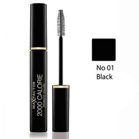 MAX FACTOR MASCARA 2000 CALORIE 01 BLACK