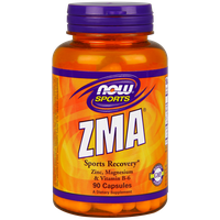 NOW SPORTS ZMA 800 MG, 90 CAPS