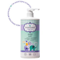 Pharmasept Baby Care Baby Mild Bath 1lt