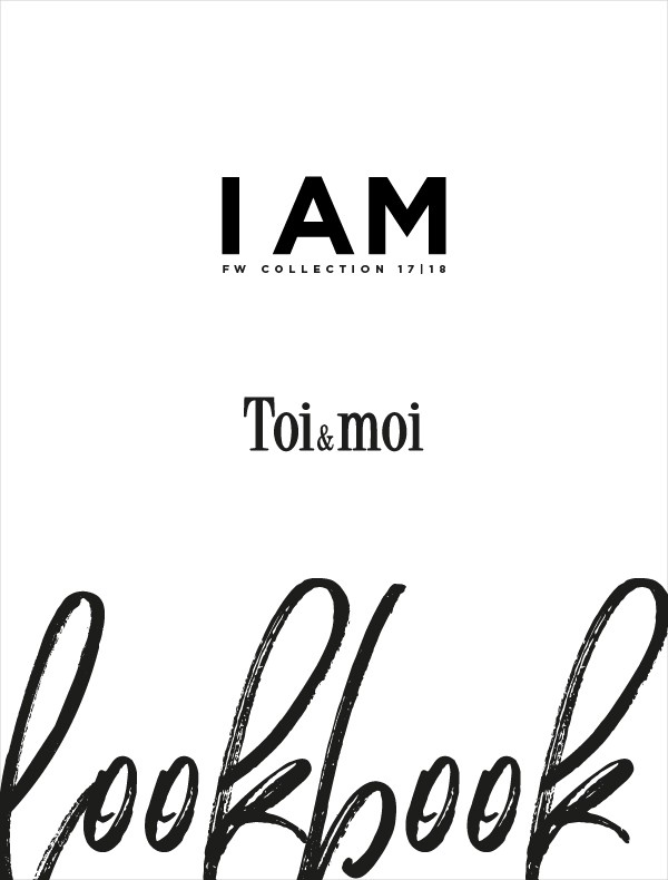 Toi moi lookbook cover