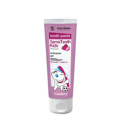Frezyderm-SensiTeeth Kids Tooth Paste 1.000ppm 50ml