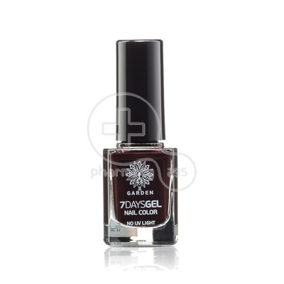 GARDEN - 7DAYS GEL Nail Color No43 - 12ml