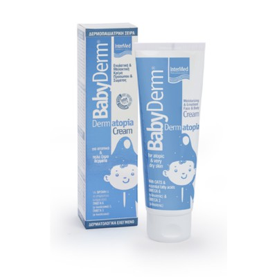 INTERMED - BABYDERM DERMATOPIA Cream - 125ml