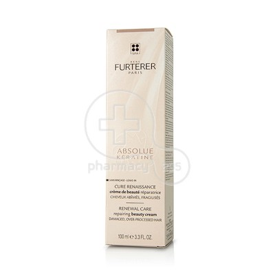 RENE FURTERER - ABSOLUE KERATINE Creme de Beaute Reparatrice - 100ml