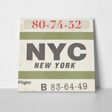 Luggage tag 5 a