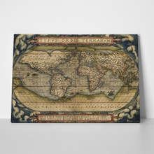 Antique map by ortelius 1570 83735404 a