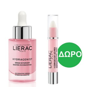 Lierac hydragenist serum kai doro levres stick natural
