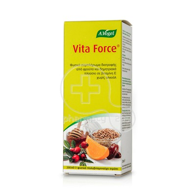 A.VOGEL - Vita Force Reconstituyente - 200ml