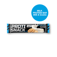 SELF OMNINUTRITION BAR PROTI SNACK 45GR MILK & COOKIE