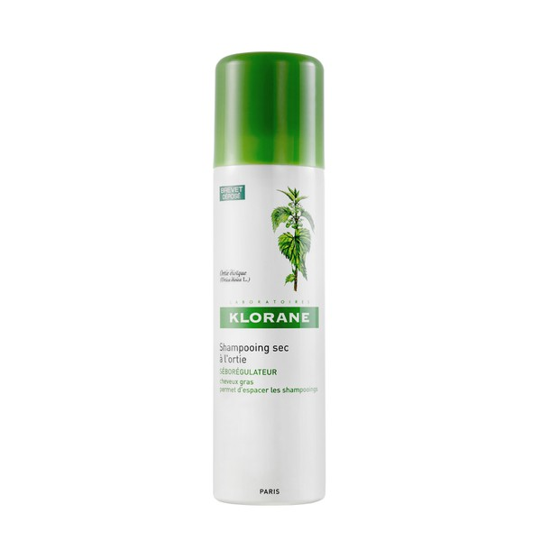 KLORANE HAIR ORTIE SEC SHAMPOO 50ML