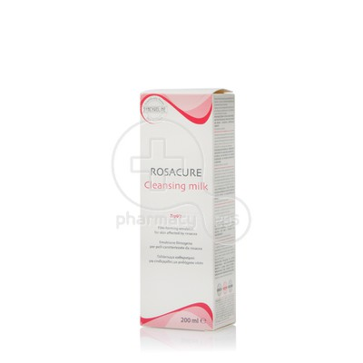 SYNCHROLINE - ROSACURE Cleansing Milk - 200ml