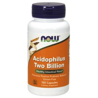 NOW ACIDOPHILUS TWO BILLION 100VEG. CAPS