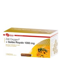 Power Health Zell Oxygen + Gelee Royale 1000mg 14x20ml