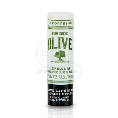 KORRES - OLIVE Lip Balm Extra Care - 5ml