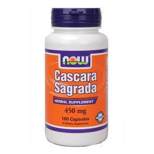 Now foods cascara sagrada 450 mg