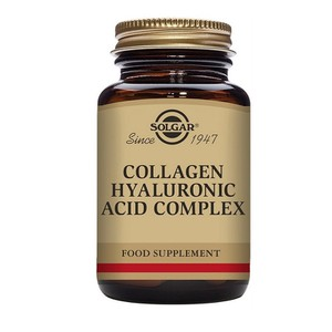 SOLGAR Collagen Hyaluronic acid complex 30tablets