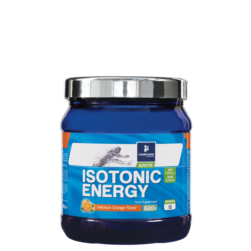 Isotonic Energy Powder 600gr