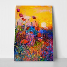 Colorful poppies 409864495 a