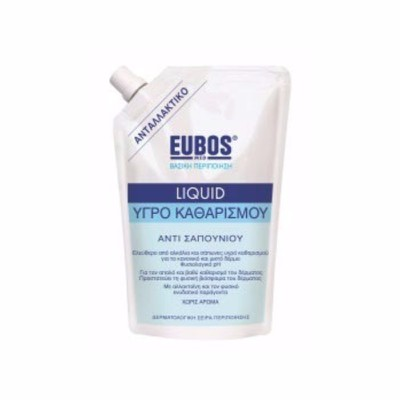 Eubos - Liquid Blue Refill - 400ml