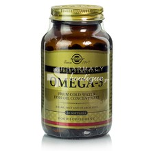 Solgar Omega-3 DOUBLE STRENGTH, 60 softgels