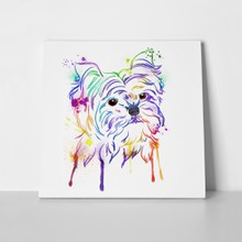West highland white terrier watercolor 1025862451 a