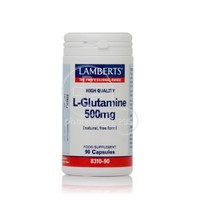 LAMBERTS - L-Glutamine 500mg - 90caps