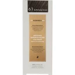 Korres Abyssinia Superior Gloss Colorant 6.1 Ξανθό Σκούρο Σαντρέ.