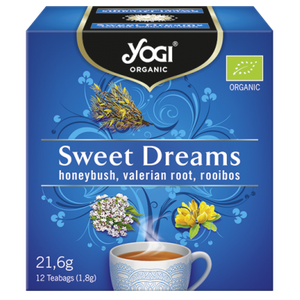 Yogi organic tea sweet dreams