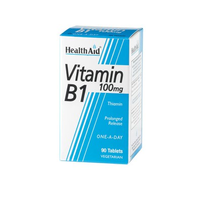 Health Aid - Vitamin B1- 90tabs