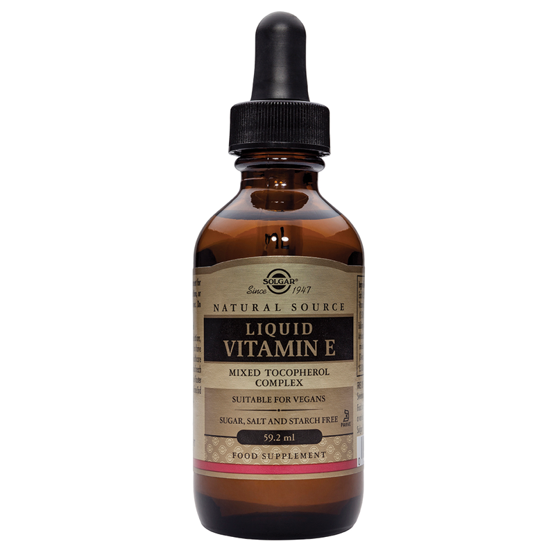 Vitamin E Natural Liquid 59,2ml