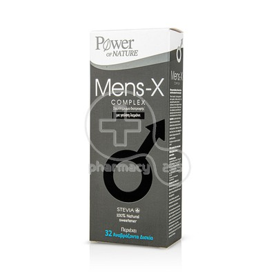 POWER HEALTH - MENS-X Complex Stevia - 32eff.tabs