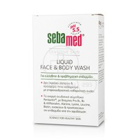 SEBAMED - Liquid Face & Body Wash - 200ml