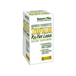 Nature's Plus Synaptalean Rx-Fat Loss 60tabs
