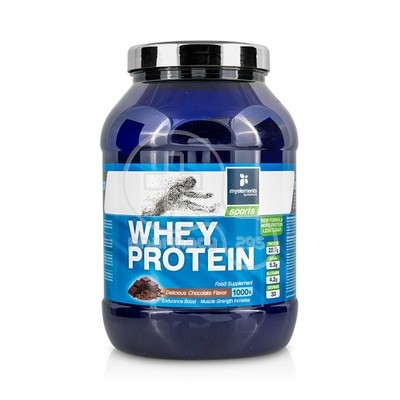 MY ELEMENTS - SPORTS Whey Protein Powder (Chocolate) - 1000gr